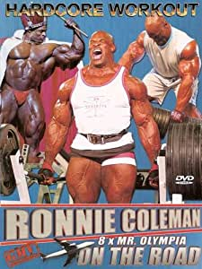 On the Road With Ronnie Coleman [DVD] [Region 1] [US Import] [NTSC]