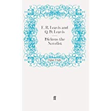 Dickens the Novelist (Faber Finds)
