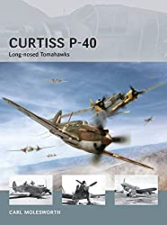 Curtiss P-40: Long-nosed Tomahawks (Air Vanguard)