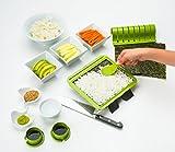 Sushi Set zum Sushi machen - einfach und mit Spaß - Sushi Set - Sushi Maker - Sushi Kit - Sushi Making Kit