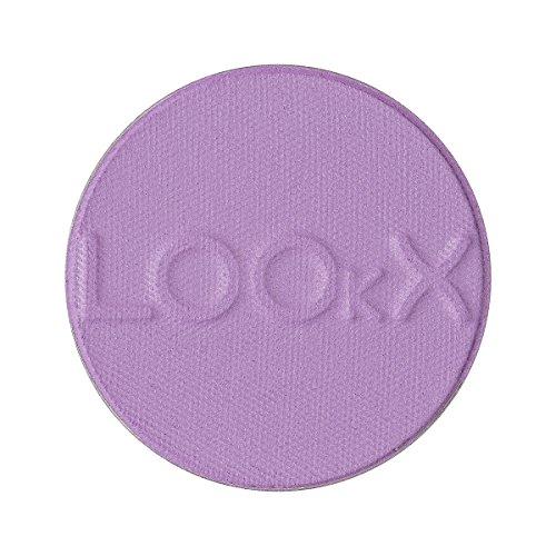 LOOkX Eyeshadow Nr.14 cassis matt, 1er Pack (1 x 2 g)