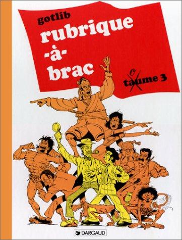 Rubrique-à-brac, tome 3
