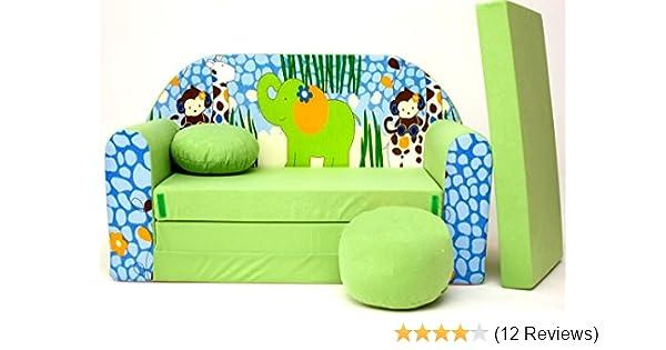 Kindersessel Und Sitzkissen Matratze Barabike Sof003 Kindersofa