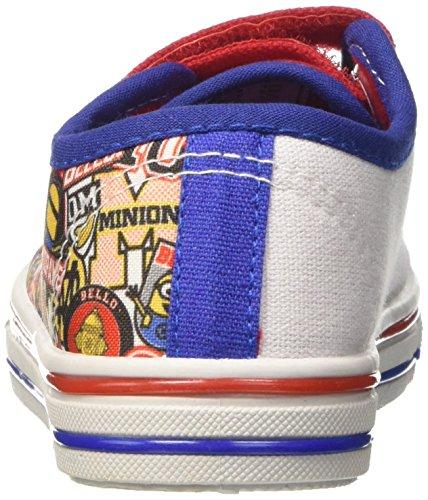 MINIONS Jungen S17956iaz Niedrige Sneaker Blau