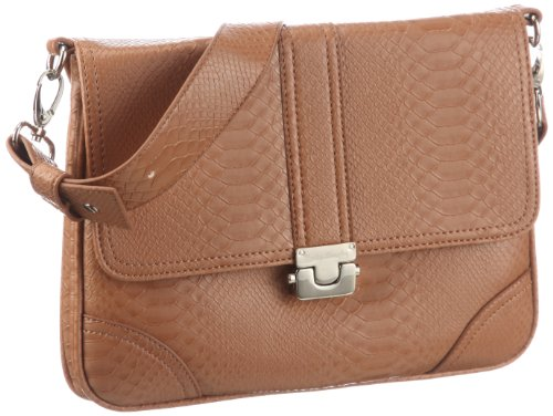 Betty Barclay Isa D-182 IS 14, Damen Umhängetaschen 27x21x5,5 cm (B x H x T) Beige (Sand)