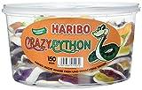 Haribo Crazy Python, 3er Pack (3 x 1.05 kg)