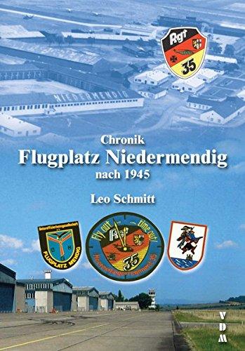 Chronik Flugplatz Niedermendig nach 1945