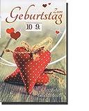 Geburtstagskarte Glückwunschkarte mit Drehrad einstellbar vom 10. bis zum 109. Geburtstag - 522774