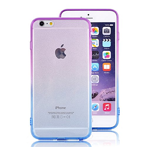 Iphone 5 iPhone 5S Silicone Case Cover, Scratch-resistant Ultra Slim TPU Case Cover Soft Protective Transparent Cover JMEI-L