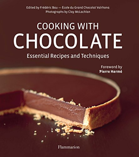 Cooking with Chocolate: Essential Recipes and Techniques (Book & DVD) -
