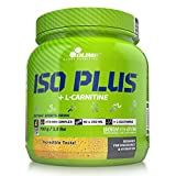 Olimp Sport Nutrition Iso Plus Powder Carbohidratos, Sabor Naranja - 700 gr