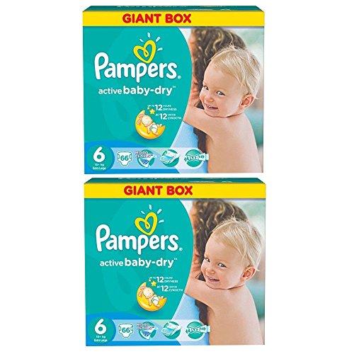 pampers-windeln-active-baby-dry-xl-gr-6-15-kg-bis-zu-396-stk-monatsbox-xl-2x66-stk-132