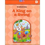 A King on a Swing Workbook: Level D