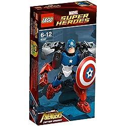 LEGO Ultrabuild 4597 - Capitán América