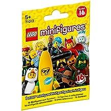 LEGO Minifigures 16ª edición - figuras de construcción (LEGO, Multicolor)