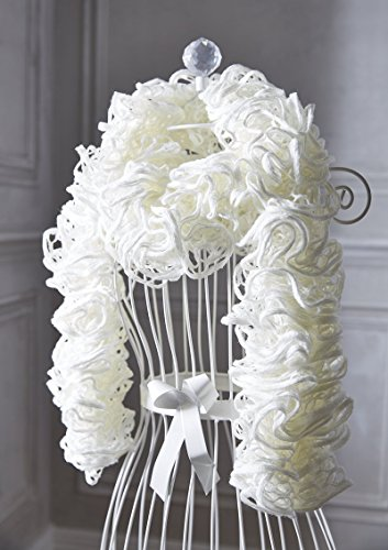 loopy-yarn-ruffle-ladies-scarf-in-white-hand-knitted-approx-length-180cm