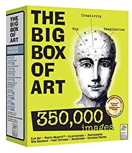 The Big Box Of Art - 350,000 Images