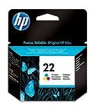 HP 22 Farbe Original Druckerpatrone für HP Deskjet