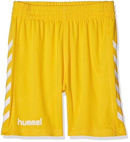 Hummel Jungen Core Poly Shorts, Sports Yellow, 140-152