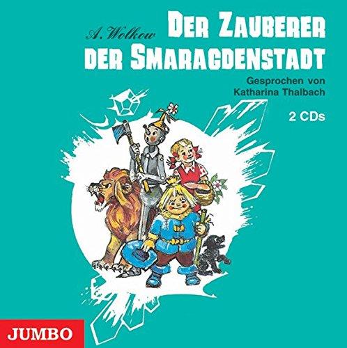 Preisvergleich Produktbild Der Zauberer der Smaragdenstadt. 2 CDs