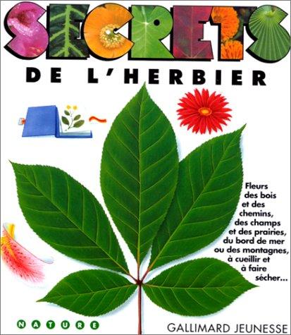 Secrets de l'herbier