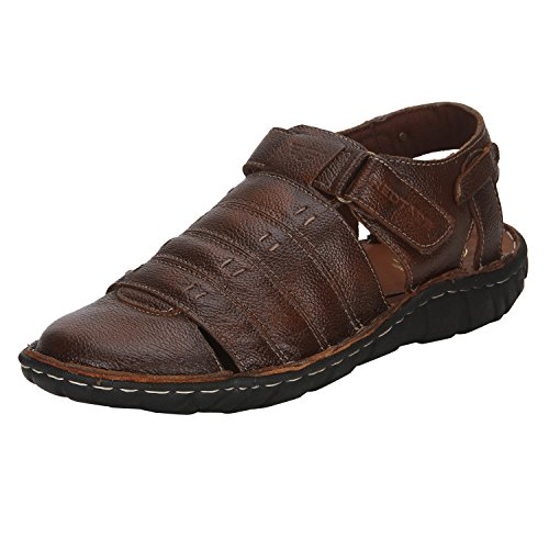 Red Tape Men's Brown Sandals-8 UK/India (42 EU)(RSS2262)