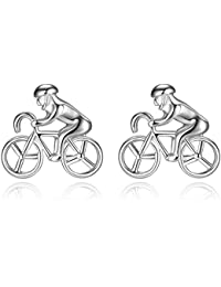 Gemelos bicicleta carreras