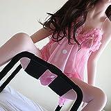 DACHMA Sessel Stühle Stapelbare Stühle Aufblasbar Kissen Stuhl Schaukelstühle Multifunktion 27 Gebrauchsarten Empfohlen Verstellbarer Höhe und Tragfähigkeit 300 LB Elastischer Stuhl