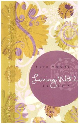 Loving Well Retreat - Journal