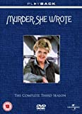 Murder, She Wrote - the Complete 3rd Season [Import anglais]