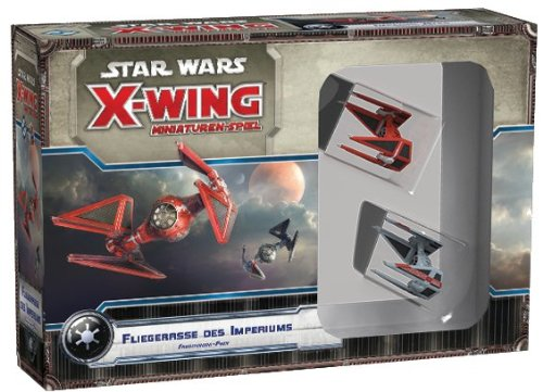 Fantasy Flight 71275 - Star Wars, X Wing Fliegerasse des Imperiums Erweiterungspack