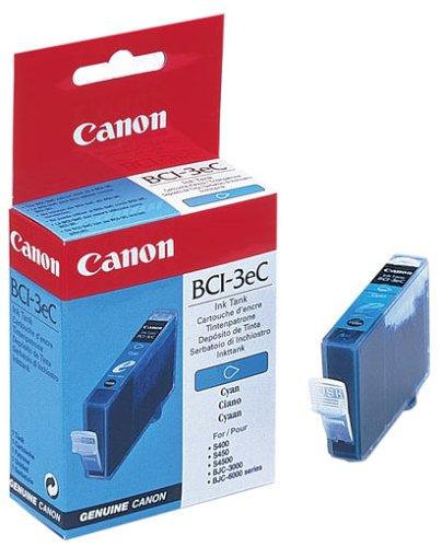 Preisvergleich Produktbild Canon BCI-3e C Original Tintenpatrone, 15ml cyan
