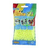 HAMA 207-39 - Perlen fluor-gelb, 1000 Stück