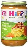 Hipp Pappa Pronta Spaghettini al Ragù - 6 confezioni da 220 g