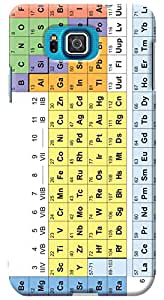 Kasemantra Periodic Atom Table Case For Samsung Galaxy Alpha