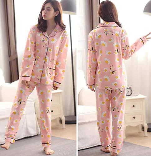 Marcus R Caveggf Damen Pyjama Blumen Loungewear Print Pyjama Top Baumwolle NachtwäSche GroßE GrößE Home Service, 4XL /180-200 / - Charmeuse Cami Top