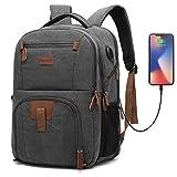 UTOTEBAG Sac à Dos Ordinateur 17.3 Pouces Imperméable Sacoche PC Portable...