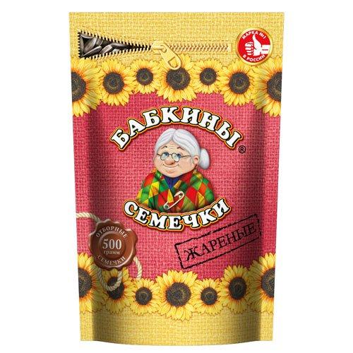 Babkiny Sonnenblumenkerne geröstet, 4er Pack (4 x 500 g) Test