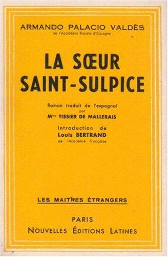 La Soeur Saint-Sulpice