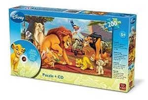 King Puzzles - Puzzle El Rey León (King)