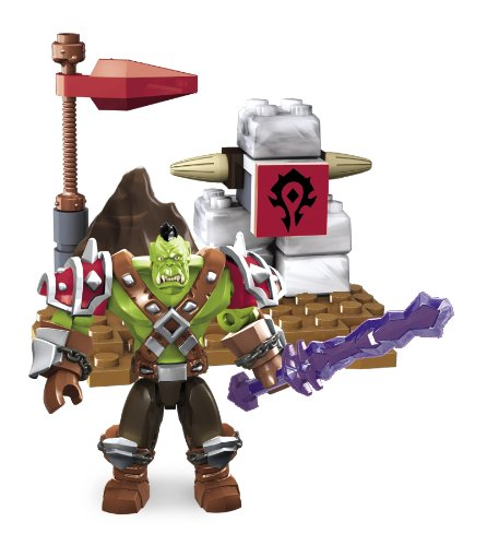 Mega Bloks 91003 World of Warcraft Ragerock 2