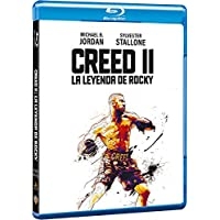 Creed Ii. La Leyenda De Rocky Blu-Ray