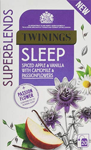 A photograph of Twinings superblends