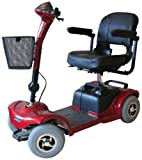 Explorer 4 Mobility Scooter, Car Transportable (Boot), NEW