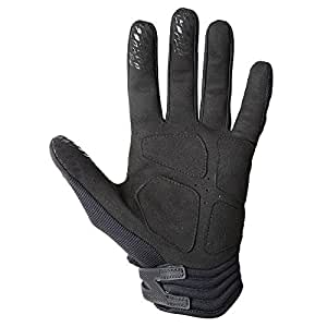 Btwin Mtb Gloves 700, Extra Large (Black)
