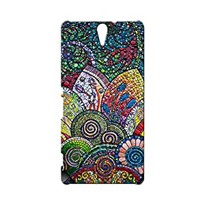BLUEDIO Designer Printed Back case cover for Sony Xperia C5 - G7280