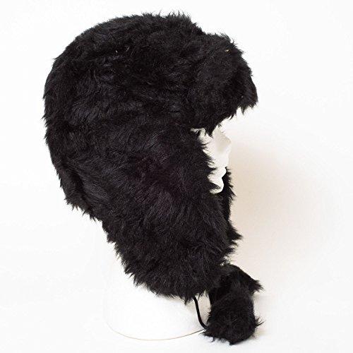 Faux Fur Russian Style Trapper Hat