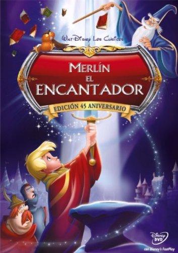 Merlín el encantador  (Edición 45 aniversario) [DVD]