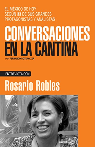 Rosario Robles por Fernando Botero Zea