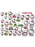 Hello Kitty Wandsticker (35-teilig)